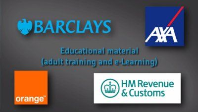 Adult training & e-Learning voice-over demo
