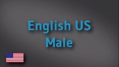 English US male voice-over demo