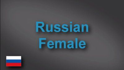 Russian female voice-over demo