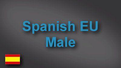 Spanish male voice-over demo