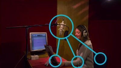 Hear the difference with a professionally edited voice-over