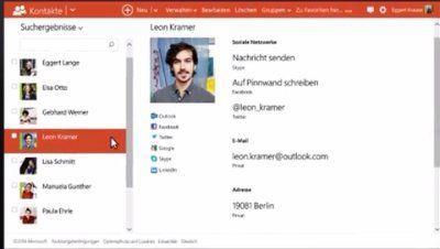 Video translation in German