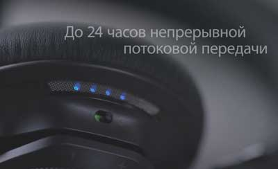 Russian voice-over - Plantronics Backbeat