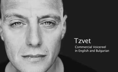 Bulgarian voice over demo - Tzvet