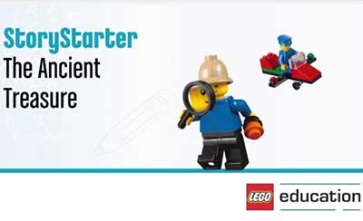 Swedish voiceover for Lego Education