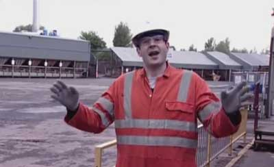 Russian Voice-over - Express Asphalt Safety video