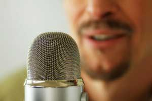 English Voice-over talent agency