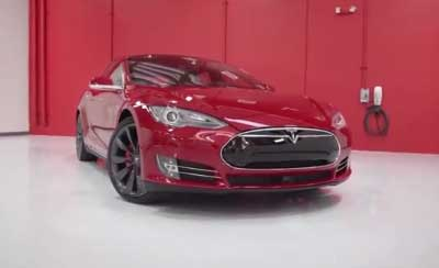 Dutch voice-over for Tesla Motors