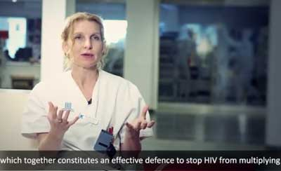 Albanian voice over for HIV Treatment Programme