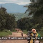 English with a Congolese accent for Toilet Twinning Charity