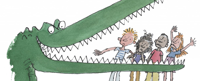 Language Creations - Crocodile