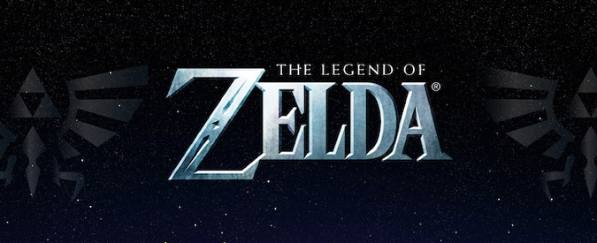 Legend of Zelda infographic header image matinee multilingual