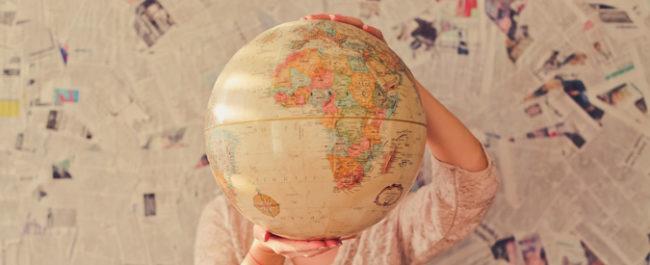 World globe International Reputation