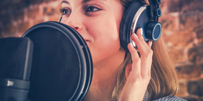 female voice over for animated explainer videos
