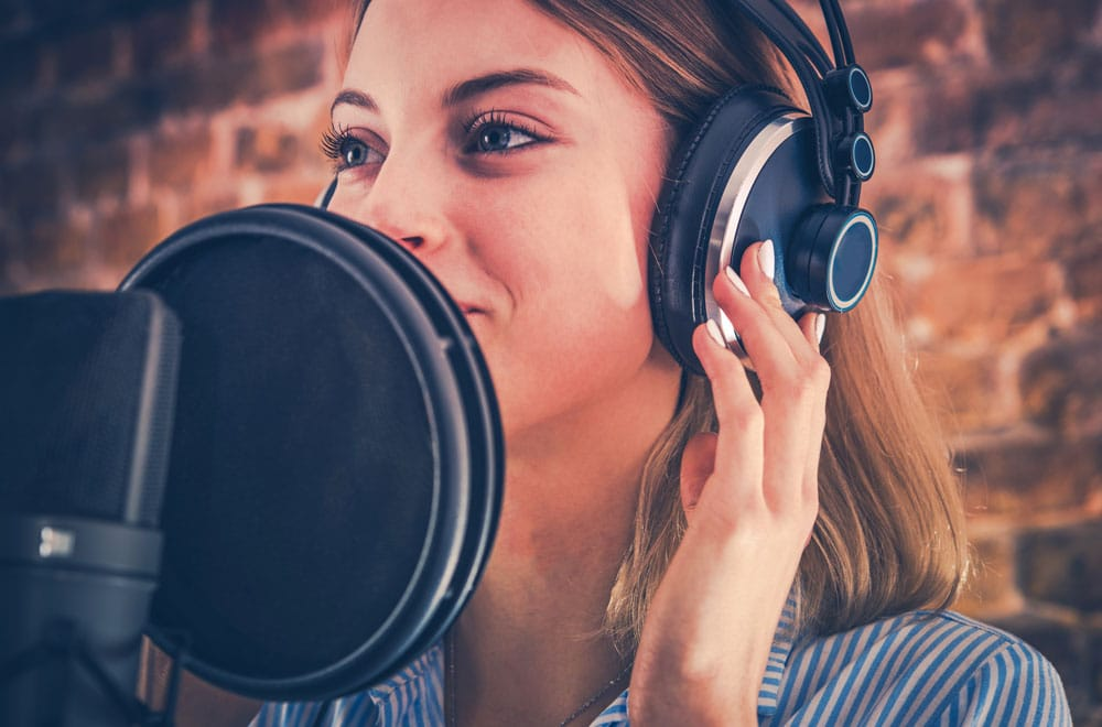 Use a voice talent that your audience can relate to