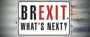 Communication post Brexit