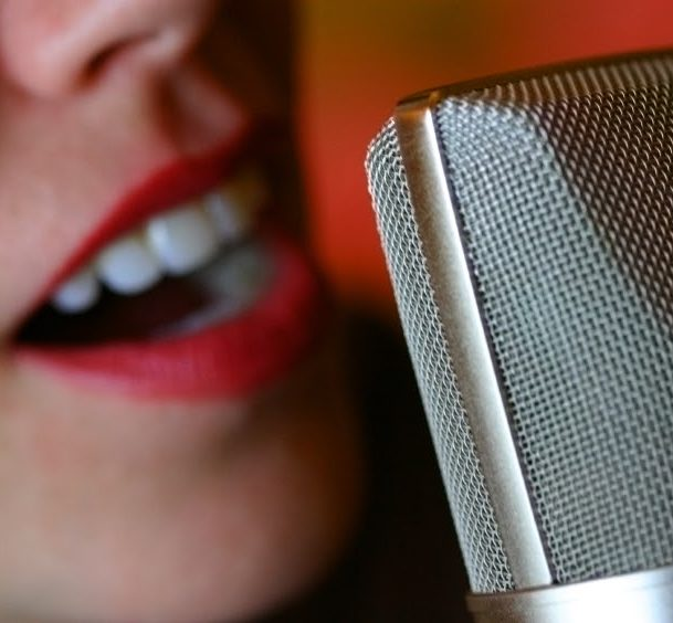 Voice-over recording services