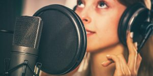 Find voice artist